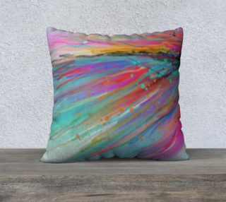 Coussin 22x22 paysage preview