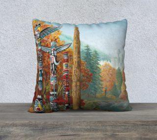 Aperçu de Vancouver Canada Pillow Cases