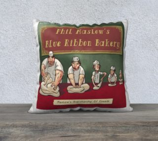 Maslow's Law Of Throw Pillows preview