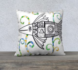 Decorative fish preview