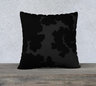 Midnight Smoke Pillow Case preview