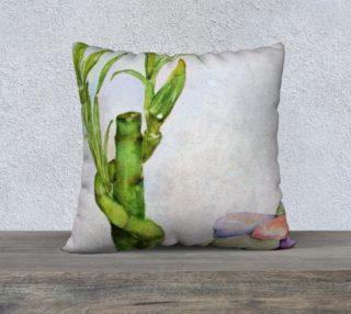 Lucky Bamboo Pillow Case preview