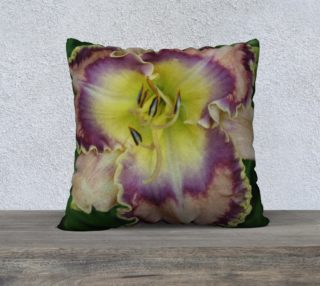 radio rider daylily pillow 2 preview