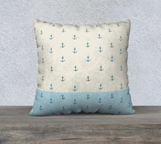 Watercolor anchors preview