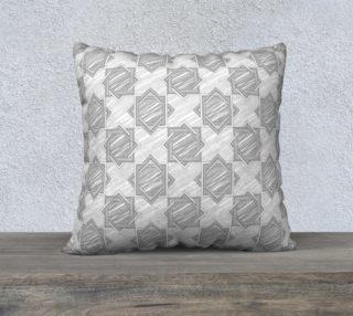 Gray Arabic pattern preview