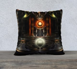 The Throne Room Pillow preview