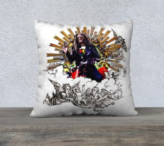 """""""Blessing"""" 22x22 pillow preview"""