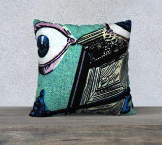 Aperçu de WC01 Horror Pillow 03 (22x22)