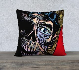 Aperçu de WC01 Horror Pillow 06 (22x22)