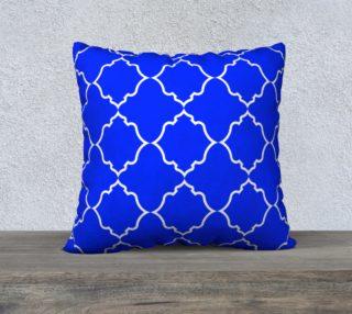 Aperçu de Moroccan Peacock Blue