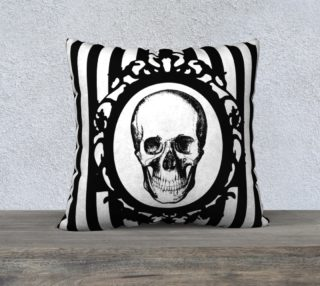 Halloween Victoria Skull preview
