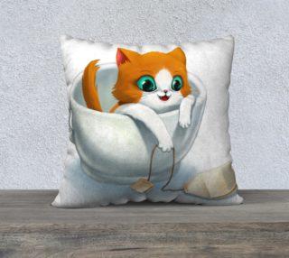 Break time - Pillow preview