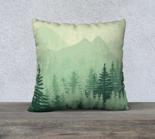 Forest Pine Pillow preview