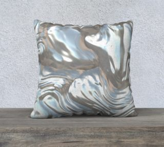 Mother of Pearl Pillow Case 22x22 preview