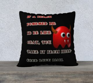 Take it from Here Pillow Case preview