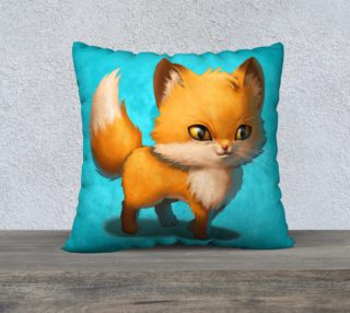 Aperçu de Fox - Pillow