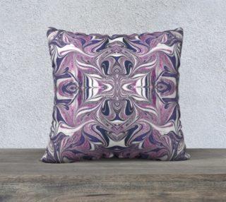 Art Deco Purple/White  preview