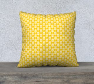 "Aperçu de 22"" Square Pillow Case Inspired by Count Fleet"