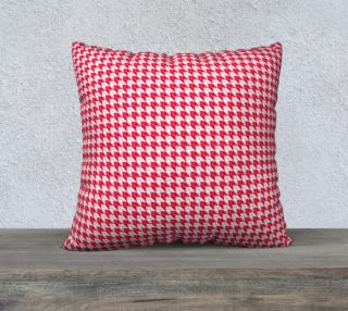"Aperçu de 22"" Square Pillow Case Inspired by Gallant Fox"