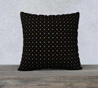 "Aperçu de 22"" Square Pillow Case Inspired by Sir Barton"