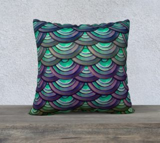 Mermaid Pillow Case 2 preview