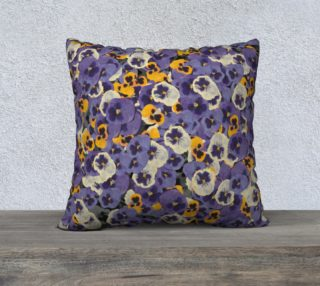Pressed Pansy Flowers  preview