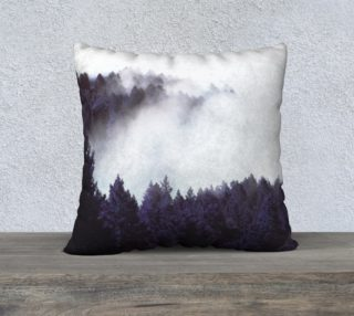 Mystery Fog Pillow 22x22 preview