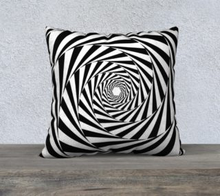 Hypnotic Pillow Case preview