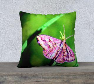 Aperçu de Butterfly on Grass Cushion