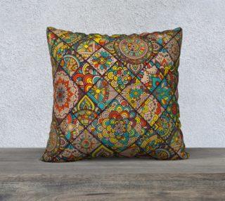 Aperçu de Trendy Bohemian Mandala Patchwork