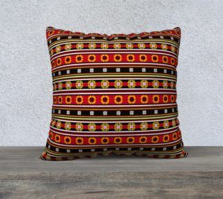 Aperçu de Zemgale Pillow Case   22x22 in