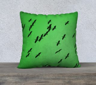 Aperçu de IbisSky Cushion - Green