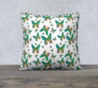 Aperçu de Green Butterflies