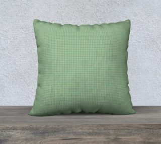 Green Gingham 22x22 preview