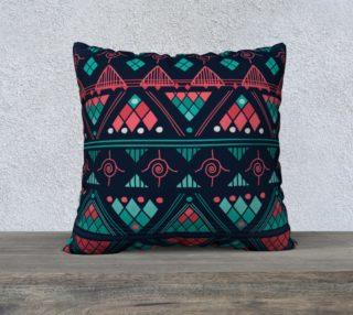 Aperçu de Colorful Aztec Pattern