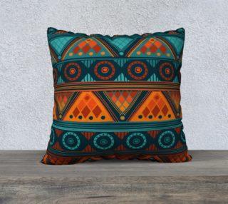 Aperçu de Colorful Ethno Pattern