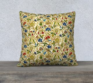 Elizabethan Swirl Embroideries Print preview