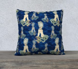 Aperçu de Little Rococo mermaid