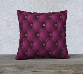 Aperçu de Purple Upholstery Design
