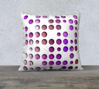 Polka Dot Pillow 2 preview