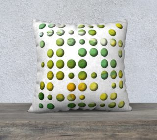 Polka Dot Pillow 3 preview