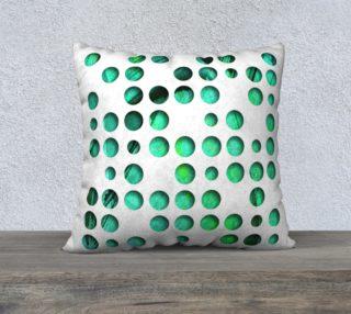 Polka Dot Pillow 5 preview