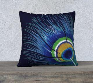 Aperçu de Peacock Feather Blue