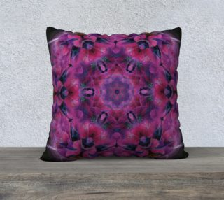 Hydrangea Pillow preview