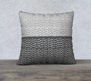 okomito 22x22 pillow case preview