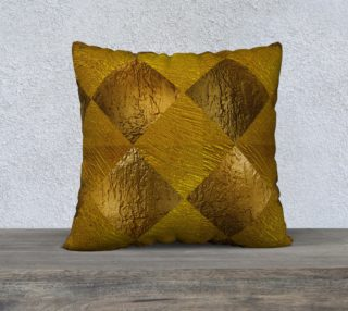 Gold Pillow Case 2 preview