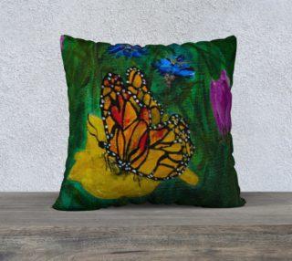 Aperçu de Butterfly Cushion