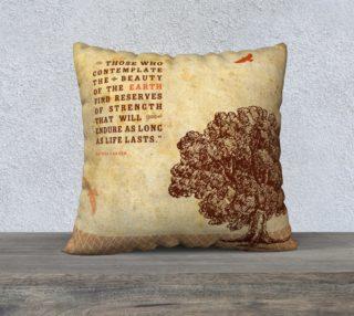 Aperçu de Strength Large Pillow