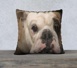 Beautiful Bulldog Face preview
