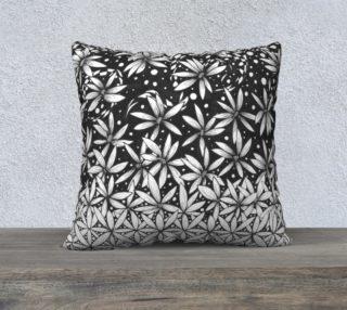 Fibonacci Flower of Life Decorative Pillowcase preview